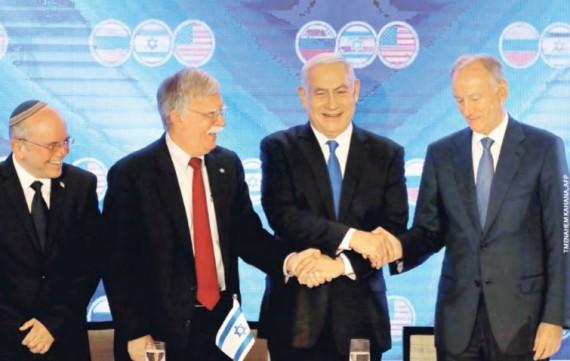 Amerikanisch-russisches Treffen mit Netanjahu zum Thema Iran in der israelischen Hauptstadt Jerusalem